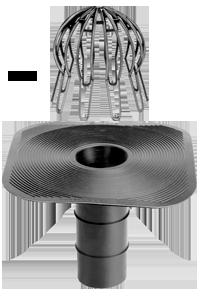 modi systems modi drains - Roof Drains
